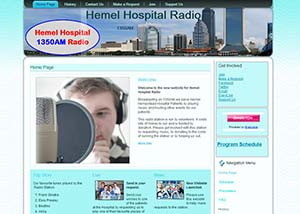 hemel Hospital radio