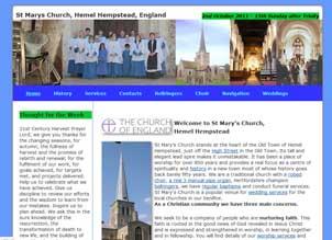 St Marys Web