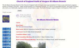 St Albans Guild of Vergers Website